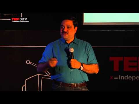 Book marketing - the myths: Ravi Subramanian at TEDxSITM