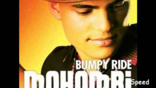 Mohombi-Bumpy Ride (speed mix)