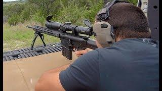 Long Range Shooting - S&W Performance Center M&P 10 6.5 Creedmoor