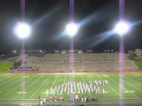 Tascosa High School Marching Band UIL 2015