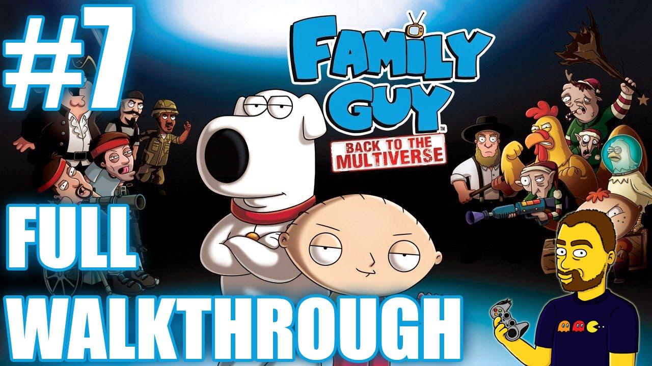 Download Family Guy: Back to the Multiverse walkthrough part #7 - Santa's Sweatshop | GAMEPLAY