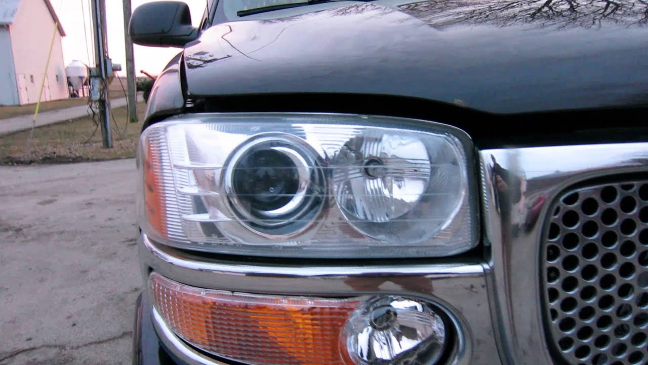 2003 Gmc Sierra Interior Led Lights