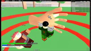 Naruto Grounds ROBLOX