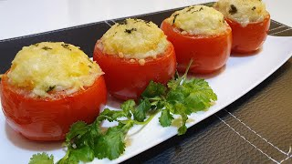 Просто положите яйцо в помидор и вы будете в восторге Рецепт завтрака Завтрак за 10 минут