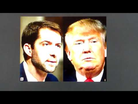 Tom Cotton Is Going To Reduce Legal Immigration
