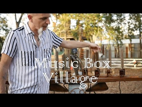 Music Box Village: New Orleans- World is Sound with Jef Stott