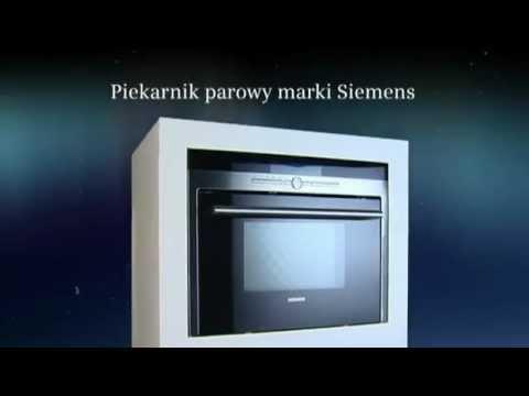 Piekarniki Parowe Siemens