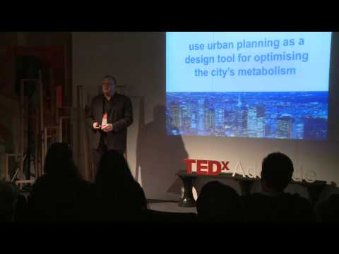 What powers cities: Mark Lusis at TEDxAdelaide