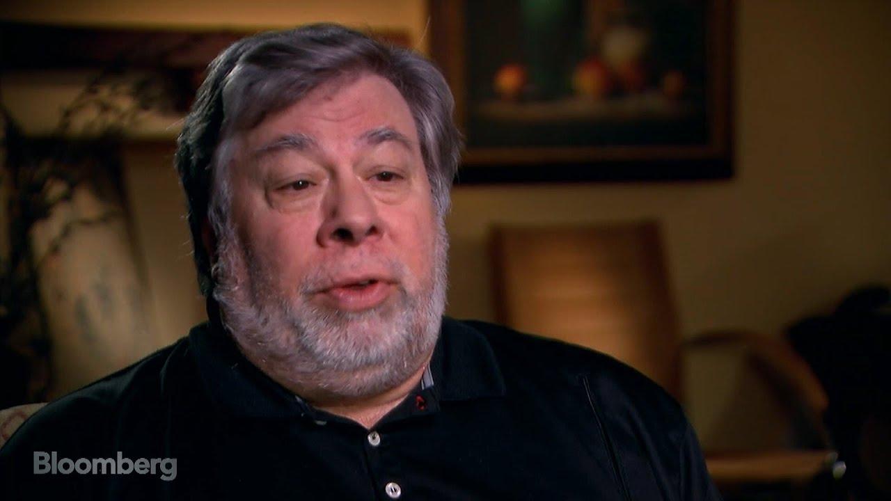 d6ade0d8ea5 Steve Wozniak Says Seth Rogen Did a Great Job Playing Him in 'Steve Jobs'  Movie