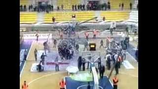 Fenerbahçe-Galatasaray Eskişehir üniversitesi Basketbol Final Maçı