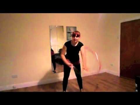 Bunny Hop | Easy Hula Hoop Hoop Dance Tutorial Fun And Sexy