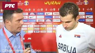 Izjave Raduljice i Bjelice nakon meča sa Španijom