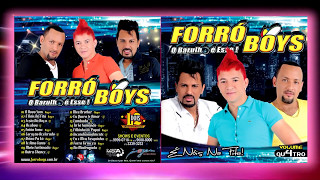 Forró Boys Vol 04 - 04 Acabou ( ends )