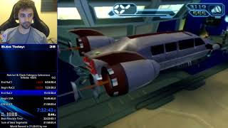 [World Record] Ratchet and Clank 100% Trifecta Speedrun in 19:57:21 (Part 2/3)