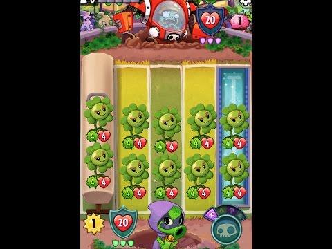 I'm feeling lucky!! - Plants vs Zombies Heroes