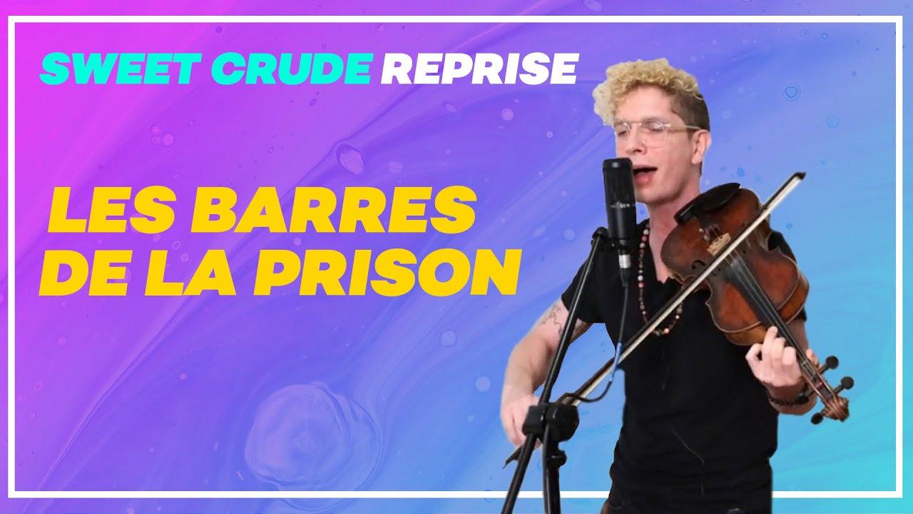 LES BARRES DE LA PRISON