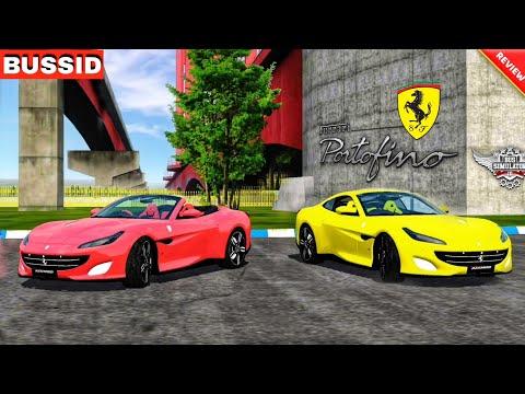 66 Koleksi Mod Mobil Ferrari Bussid Gratis Terbaik