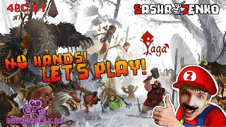 Yaga Gameplay (Chin & Mouse Only)