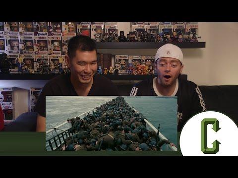 Dunkirk Teaser Trailer Reaction & Review