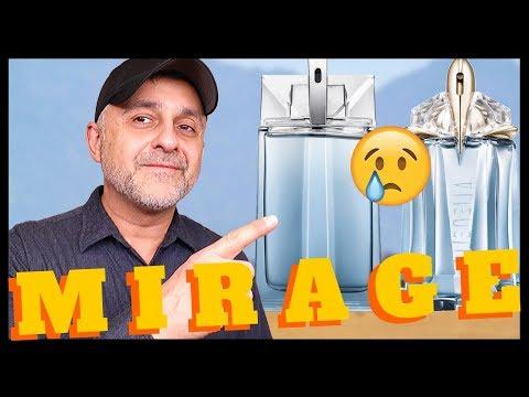 MUGLER ALIEN MIRAGE FRAGRANCE REVIEW | MUGLER ALIEN MAN MIRAGE FRAGRANCE REVIEW