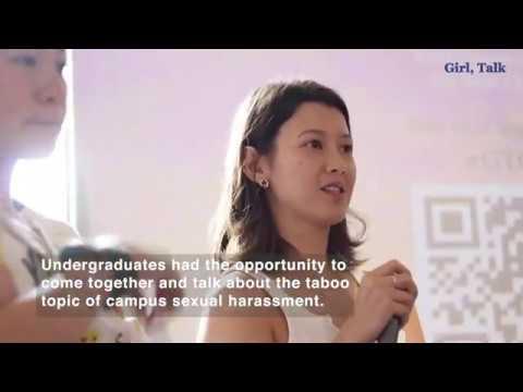 Girl, Talk: Campus Harassment Prevention Event Highlights