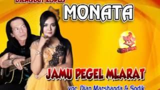 Jamu Pegel Mlarat-Dian MarsandaFeat Sodik-Dangdut Koplo MONATA