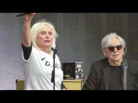 Blondie - Heart of Glass (Live BST Hyde Park, London - June 2017)