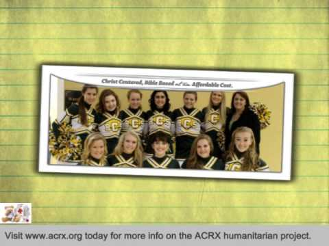 Ridgefield Christian School Receive Tribute & Health Assistance by Charles Myrick of ACRX