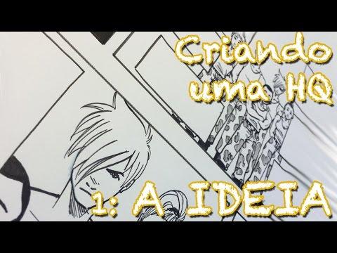 Tutorial - Criando uma História em Quadrinhos - Passo 1: A ideia