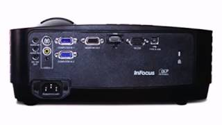 InFocus IN112a SVGA 3D Ready DLP Projector Quick Review