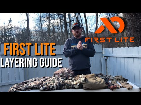 Tech Tips: First Lite Layering Guide