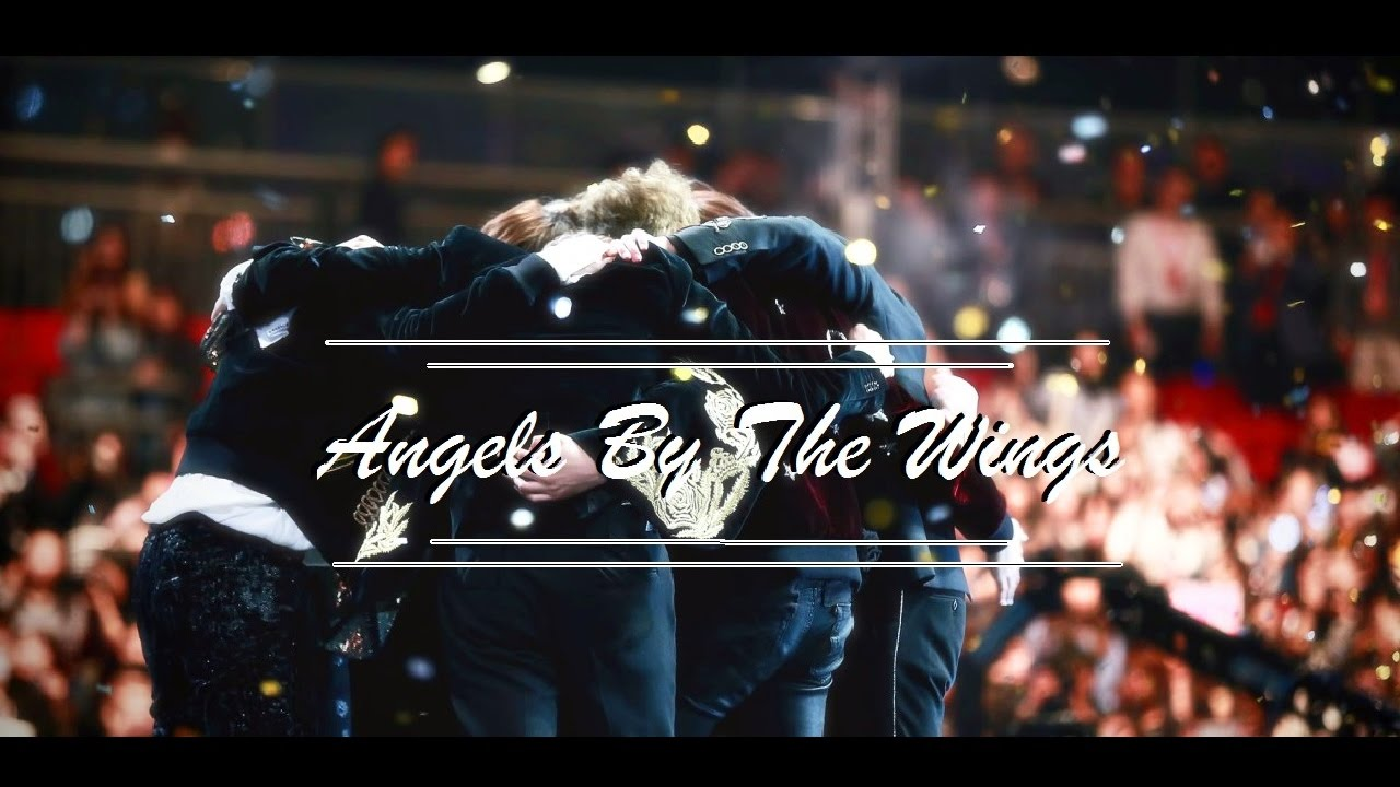 『FMV』BTS (방탄소년단)    Angels By The Wings