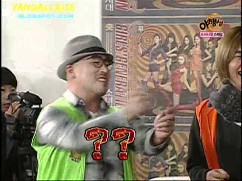 Eunhyuk Dancing To Hoot (SNSD)