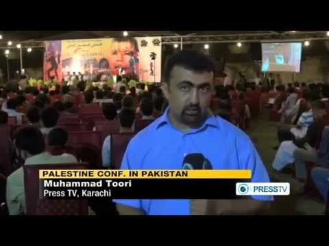 Palestine solidarity conference held in Karachi - Press TV News