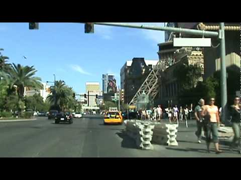 Streets of the World - Las Vegas Strip Nevada