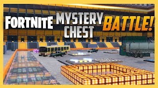 WOW! Fortnite Creative Mystery Chest Battle by JeffVH!