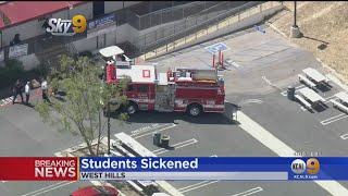 Police: Charter School Students Hospitalized After Ingesting Either Xanax Or Valium