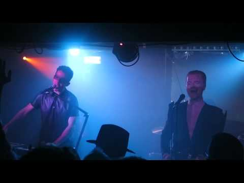 Monarchy - Black Widow (live) Seebright Arms 16 March 2015