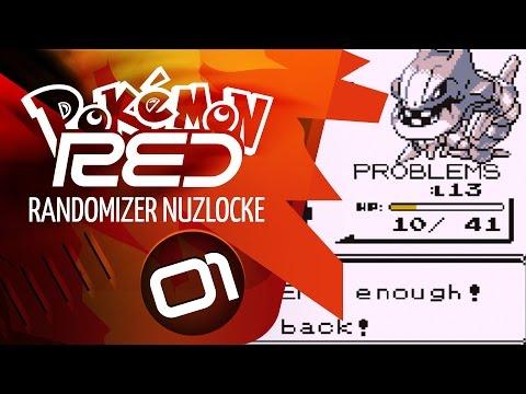 Pokemon Red Randomizer Nuzlocke Part 1: Inferior YouTubers
