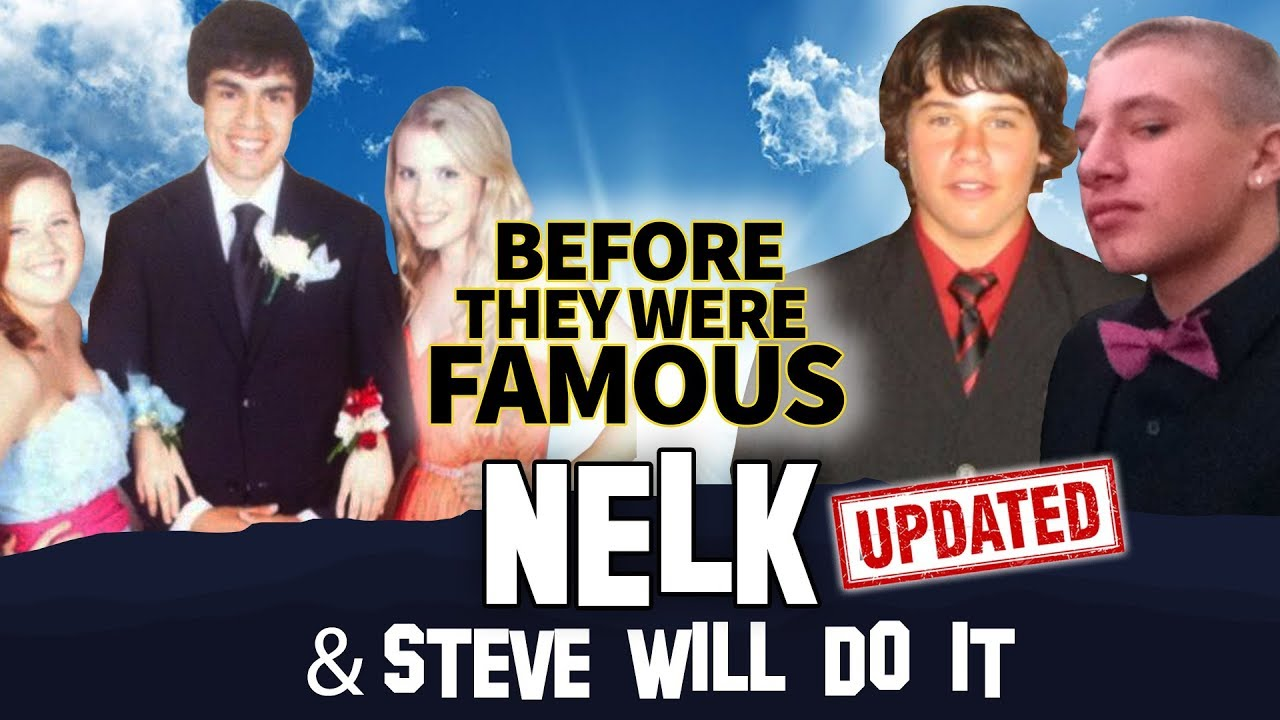 Nelk Steve Will Do It Before They Were Famous Kyle Jesse Steve Before Fame 2020 Update Youtube View the daily youtube analytics of stevewilldoit and track progress charts, view future predictions, related channels, and track realtime live sub counts. nelk steve will do it before they were famous kyle jesse steve before fame 2020 update
