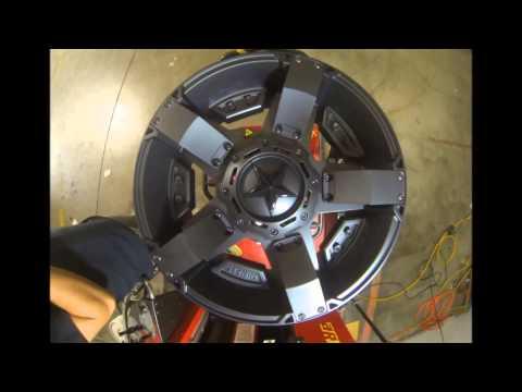 KMC Wheels XD Series XD811 Rockstar 2 Black