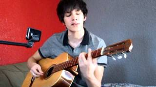 Meeting place (The last shadow puppets acoustic cover by Alex)