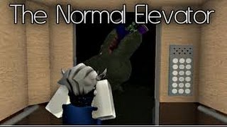 !THE ROBLOX!/METALIREX TERROR ELEVATOR