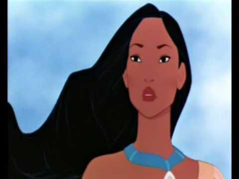 Pocahontas - Si no te conociera (Español)