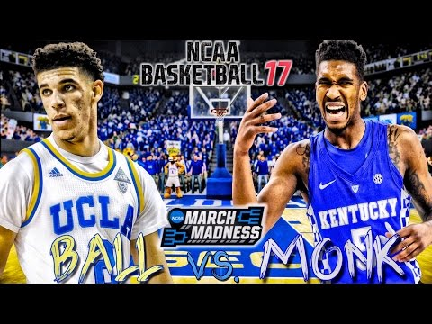 NCAA Basketball 10 | ⛹🏽  Malik Monk & De