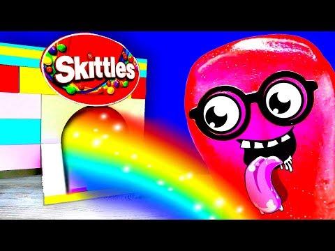 Slick Slime Sam TASTES THE RAINBOW