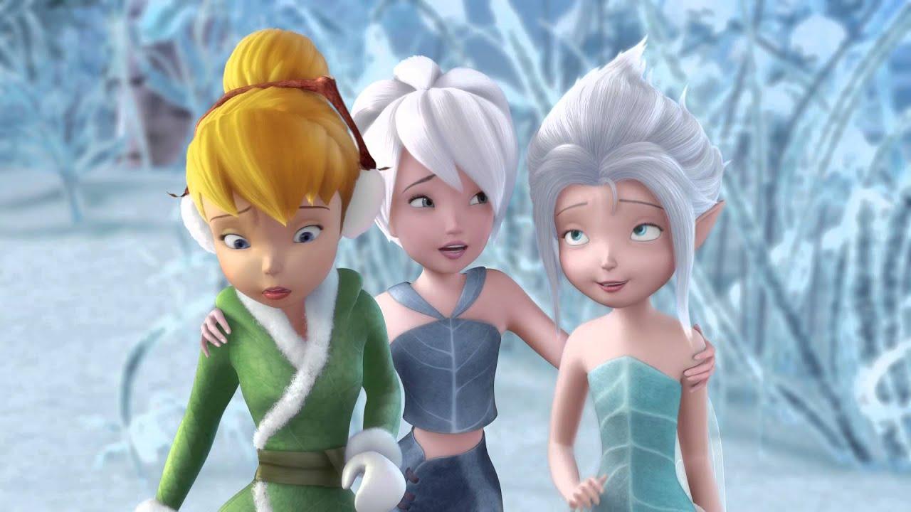 Tiên Nữ Tinker Bell 4: Bí Mật Đôi Cánh