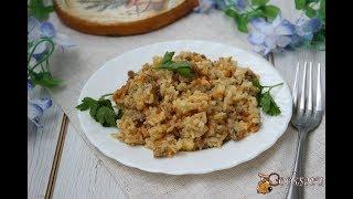 Рис с фаршем и цветной капустой Для детей