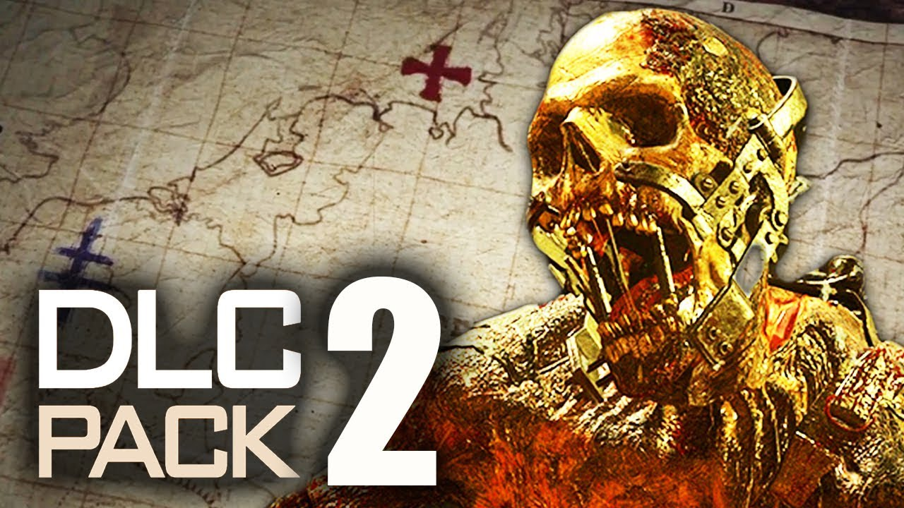 WW2 ZOMBIES DLC 2: MAP LOCATIONS, CHARACTERS & IN-GAME TEASERS ... on