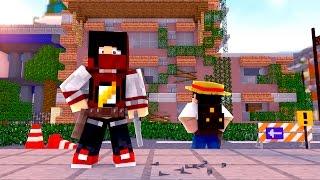Minecraft: CASA APOCALIPSE - CRAFTING DEAD Ep.12 ‹ AMENIC ›